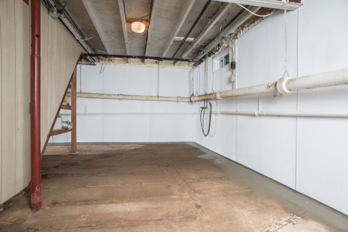Wet Basement Repair in Greater Anchorage
